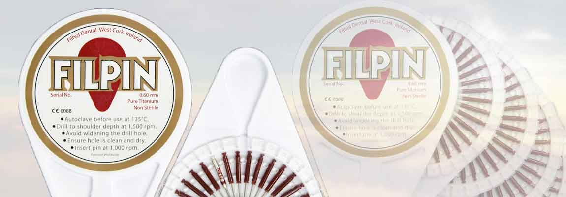 FILPIN – PARAPULPAL RETENTION SYSTEM